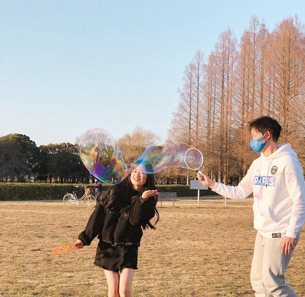 Gái Việt kể một mạch chuyện yêu trai Nhật: Chăm rep story, được bồ như ý-4