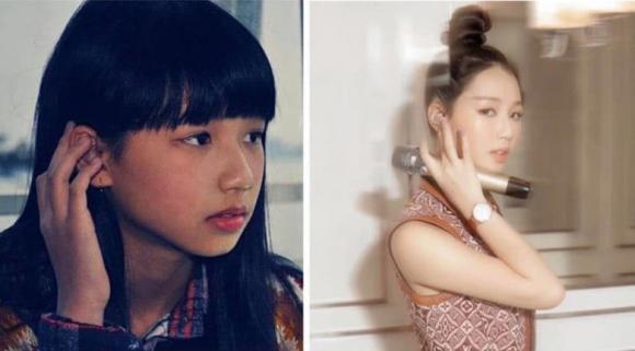 Trai xinh gái đẹp cosplay ảnh thời đi học, ai là người thay đổi nhiều nhất?-3