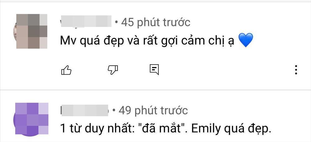 Emily tung MV hở bạo, netizen mỉa mai: Thế gian được vợ hỏng chồng, đây được cả đôi-10
