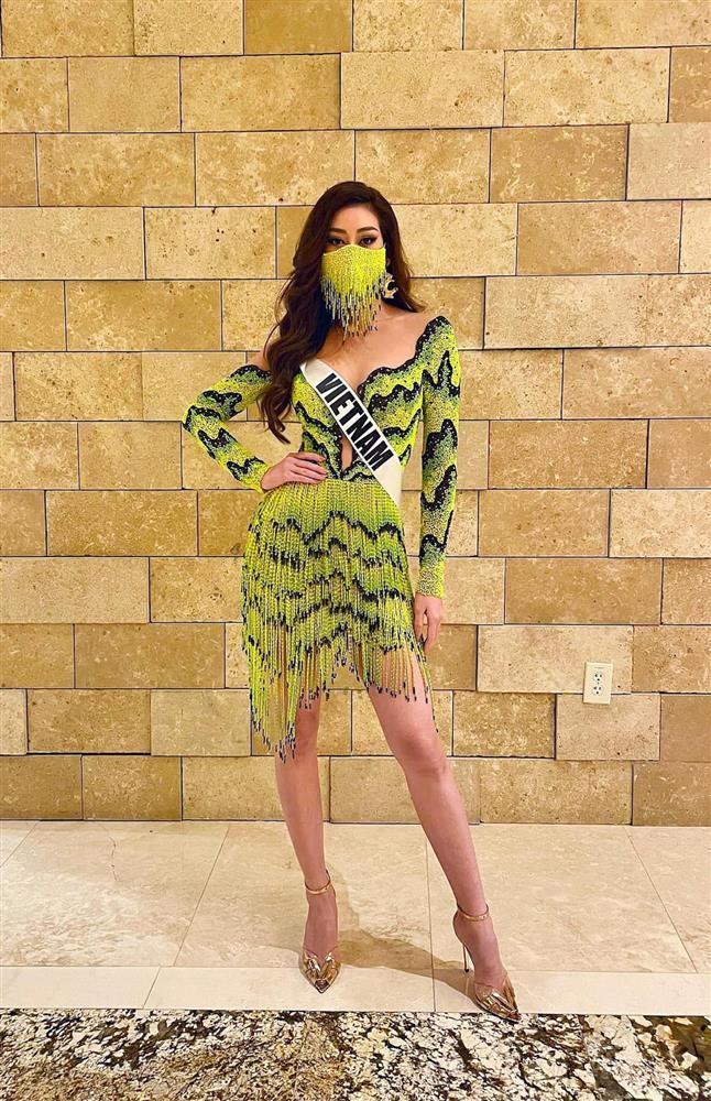 Khánh Vân có gì trên đường đua đến vương miện Miss Universe?-1