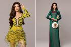 Vì sao hoa hậu Khánh Vân liên tục mặc gợi cảm tại Miss Universe?