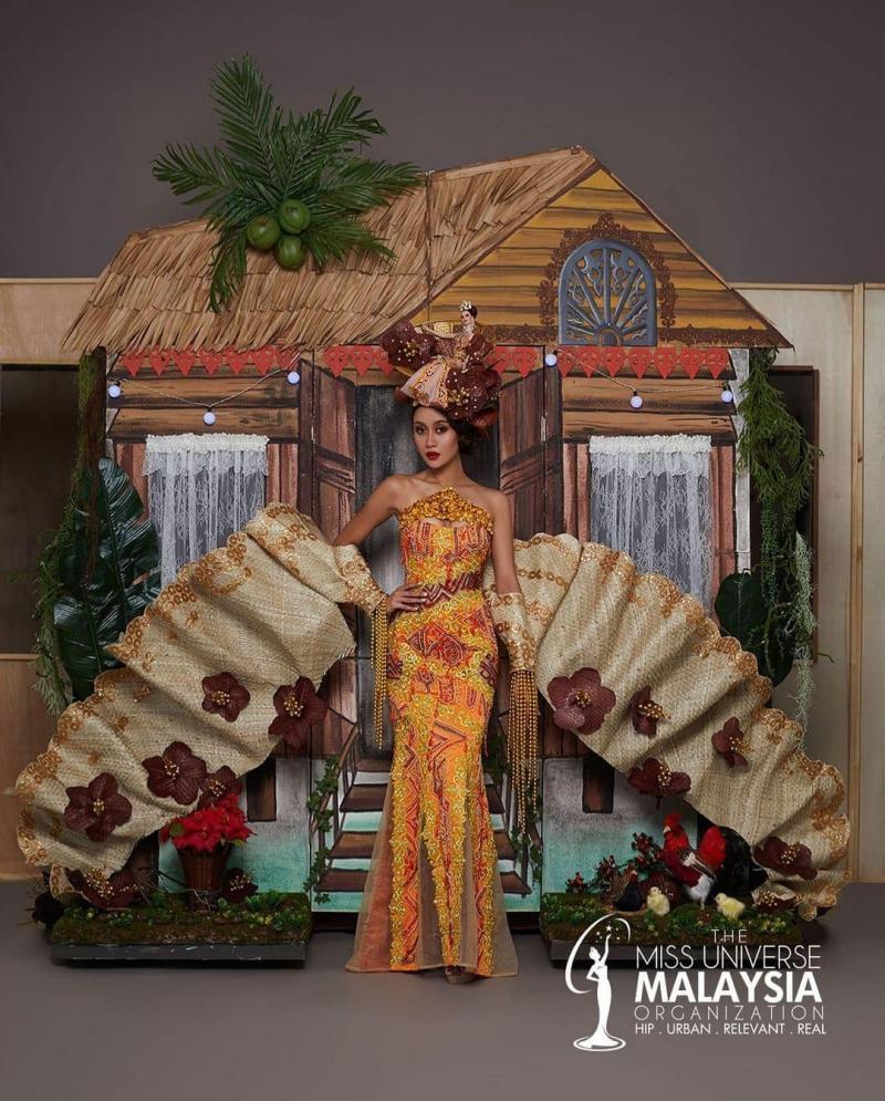 Top 10 trang phục dân tộc xuất sắc nhất Miss Universe-7