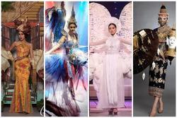 Top 10 trang phục dân tộc xuất sắc nhất Miss Universe