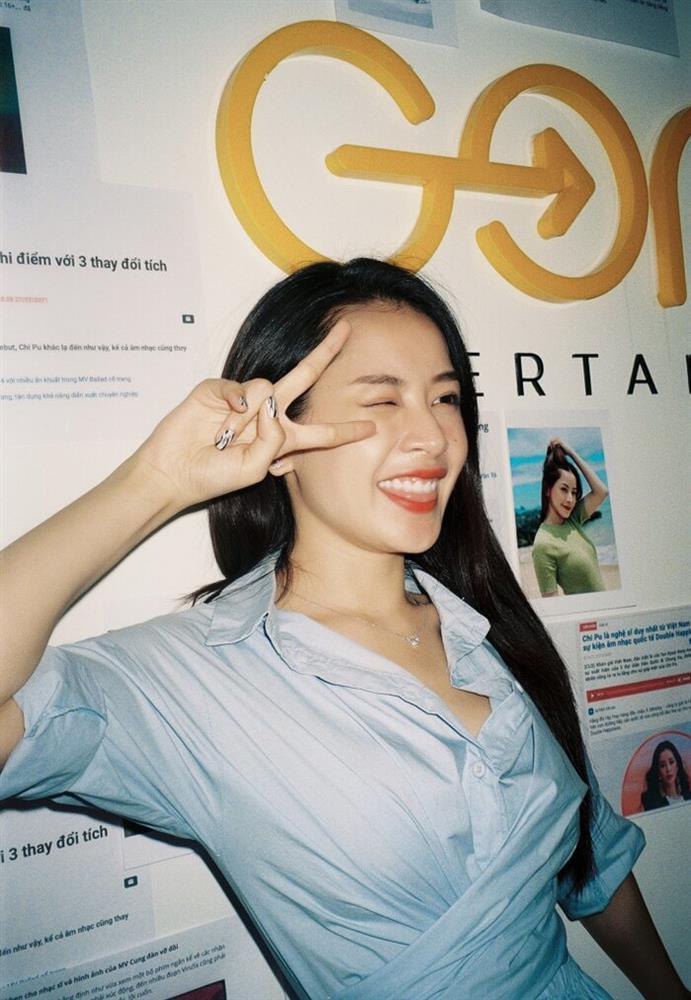 Chi Pu lại... hát, netizen tưởng comeback hóa ra ăn cú lừa-3