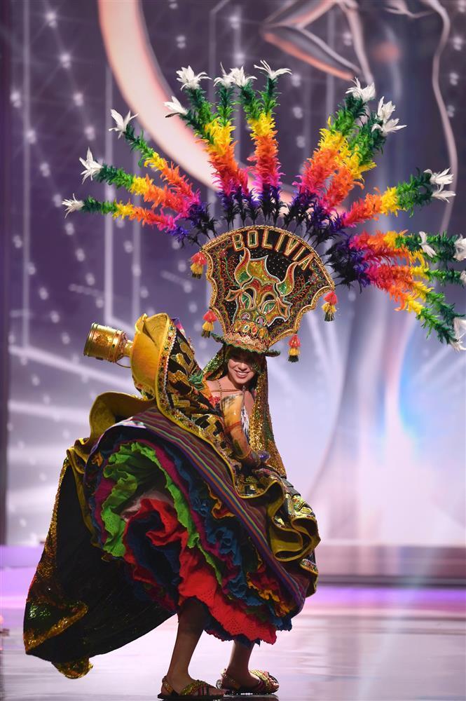 Top 10 trang phục dân tộc xuất sắc nhất Miss Universe-12
