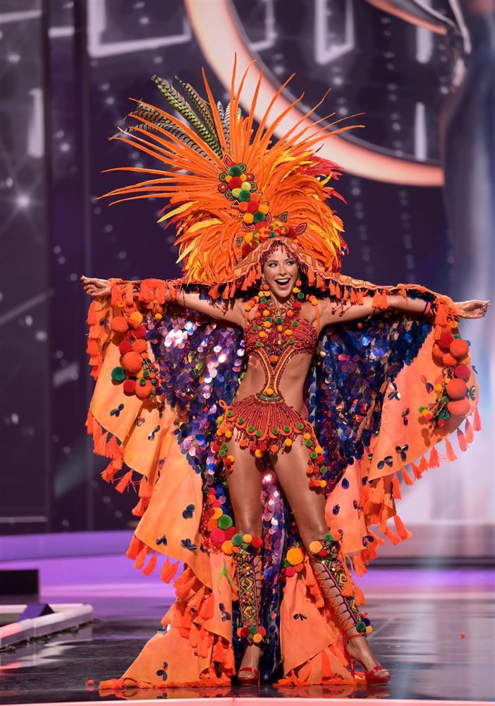 Top 10 trang phục dân tộc xuất sắc nhất Miss Universe-14