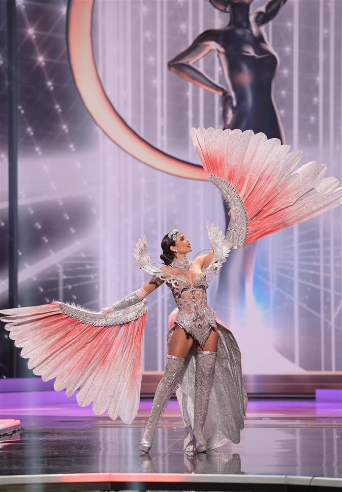 Top 10 trang phục dân tộc xuất sắc nhất Miss Universe-15