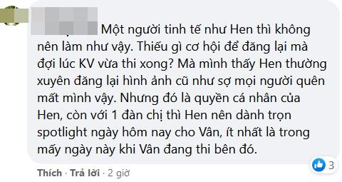 HHen Niê bị nhắc nhở thiếu tinh tế khi Khánh Vân thi quốc phục-4