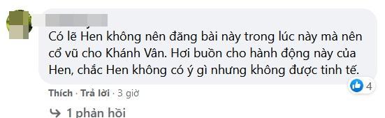HHen Niê bị nhắc nhở thiếu tinh tế khi Khánh Vân thi quốc phục-7