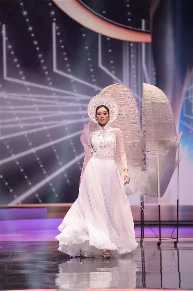 HHen Niê bị nhắc nhở thiếu tinh tế khi Khánh Vân thi quốc phục-10