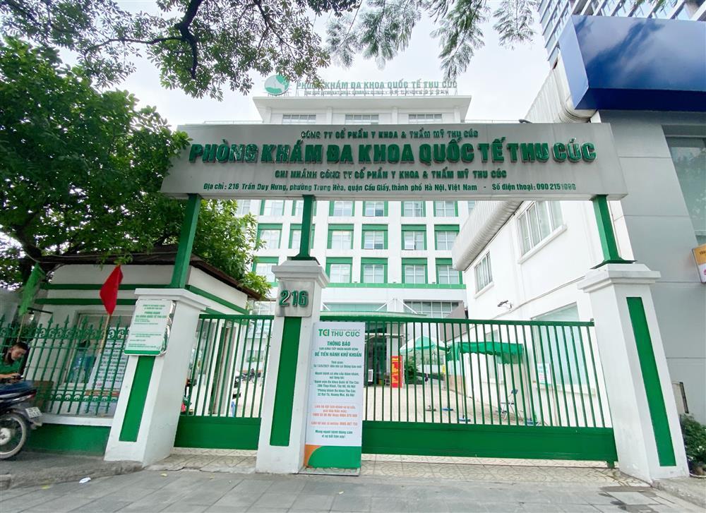Phòng khám đa khoa quốc tế Thu Cúc bị xử phạt 20 triệu vụ từ chối bệnh nhân Covid-19-1