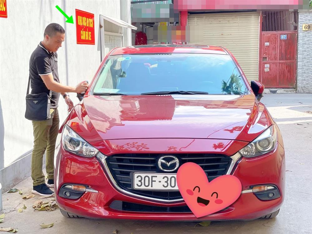 Tranh cãi vợ chồng MC Hoàng Linh hồn nhiên lau chùi xe nơi chốn tâm linh-4