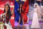 Miss Universe Catriona Gray bị chỉ trích vì loại thẳng quốc phục Philippines