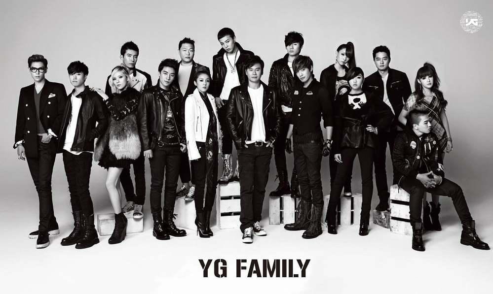 Fan xót xa nhìn lại bức ảnh YG Family năm nào giờ chỉ còn mỗi BIGBANG-1