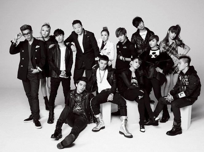 Fan xót xa nhìn lại bức ảnh YG Family năm nào giờ chỉ còn mỗi BIGBANG-3