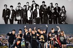 Fan xót xa nhìn lại bức ảnh YG Family năm nào giờ chỉ còn mỗi BIGBANG