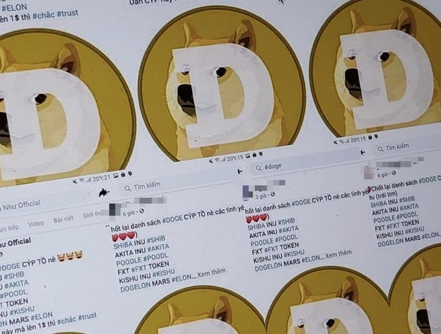 Người nổi tiếng quảng cáo coin đa cấp có thể bị phạt 30 triệu đồng-1