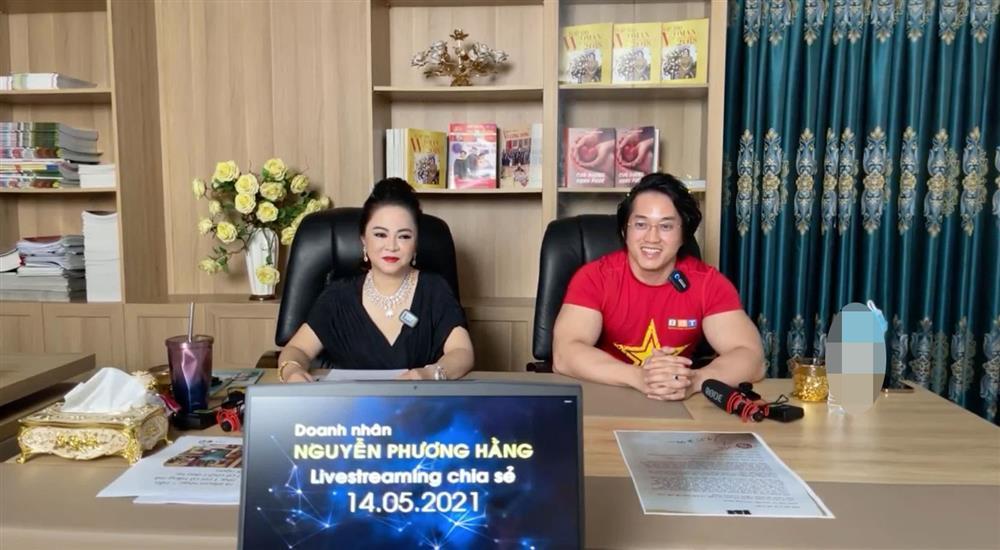 Bà Phương Hằng tiết lộ tình cũ Ngọc Trinh bị Võ Hoàng Yên lừa nhiều tỷ-1
