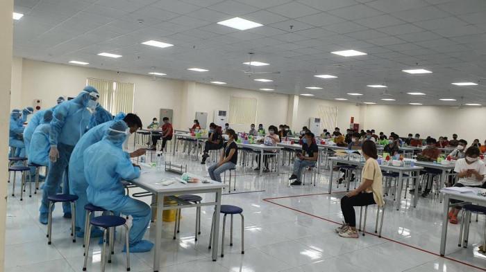 Bắc Giang phát hiện ổ dịch mới, thêm 20 trường hợp dương tính SARS-CoV-2-1