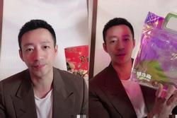 Chồng Từ Hy Viên livestream bán hàng sau bê bối phá sản