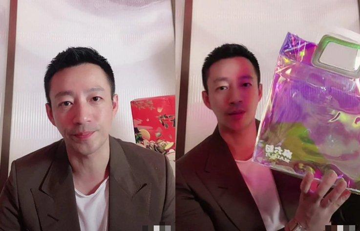 Chồng Từ Hy Viên livestream bán hàng sau bê bối phá sản-1