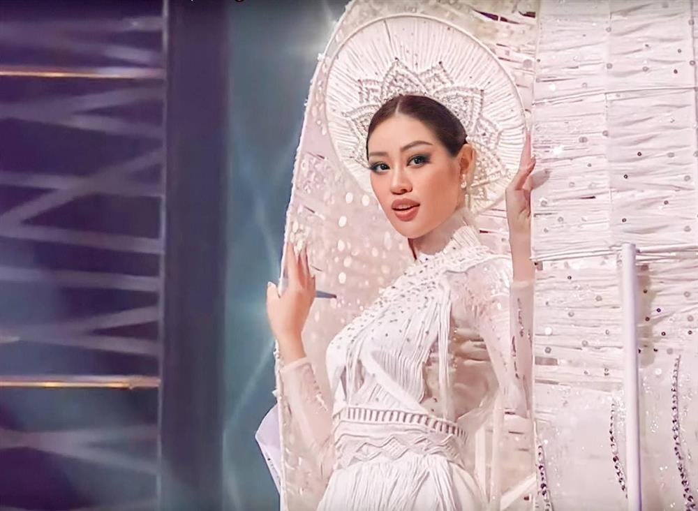 Ai bảo thi Hoa hậu là sướng? Nhìn Khánh Vân khổ luyện thấy mà thương-2