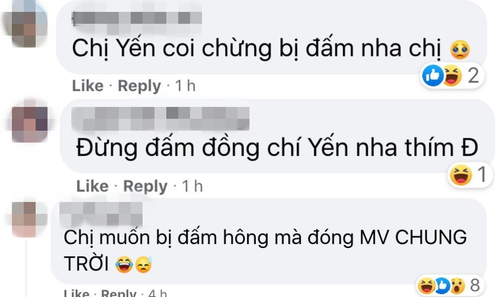 Dương Hoàng Yến kết hợp cùng Đạt G, netizen lo giùm: Chị không sợ bị đấm sao-6