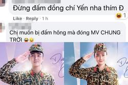 Dương Hoàng Yến kết hợp cùng Đạt G, netizen lo giùm: 'Chị không sợ bị đấm sao'