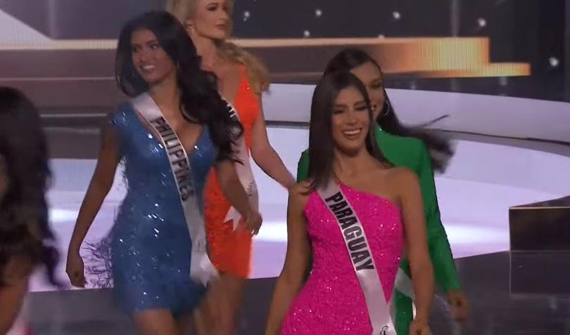 Khánh Vân thi bán kết Miss Universe 2020: Bikini gợi cảm, dạ hội xuất thần-3