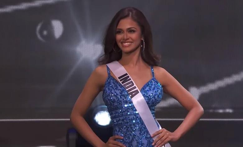 Khánh Vân thi bán kết Miss Universe 2020: Bikini gợi cảm, dạ hội xuất thần-4
