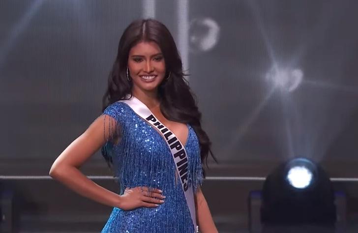 Khánh Vân thi bán kết Miss Universe 2020: Bikini gợi cảm, dạ hội xuất thần-6