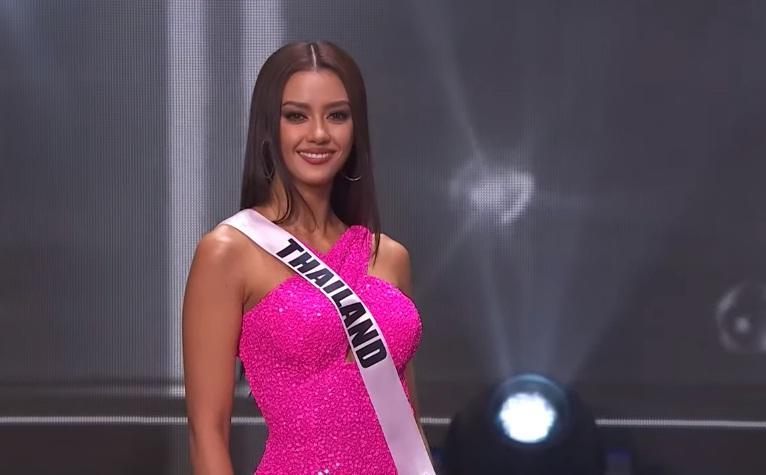 Khánh Vân thi bán kết Miss Universe 2020: Bikini gợi cảm, dạ hội xuất thần-9