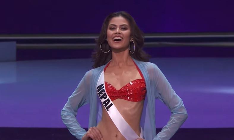 Khánh Vân thi bán kết Miss Universe 2020: Bikini gợi cảm, dạ hội xuất thần-21