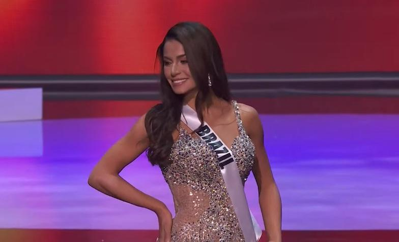 Khánh Vân thi bán kết Miss Universe 2020: Bikini gợi cảm, dạ hội xuất thần-34