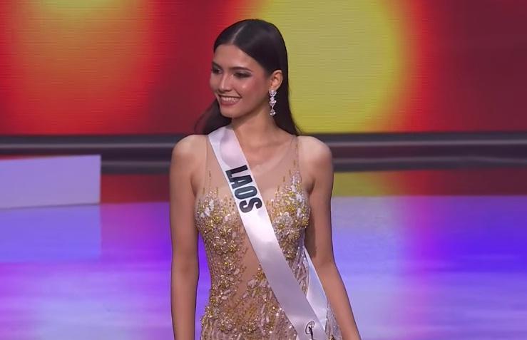 Khánh Vân thi bán kết Miss Universe 2020: Bikini gợi cảm, dạ hội xuất thần-40