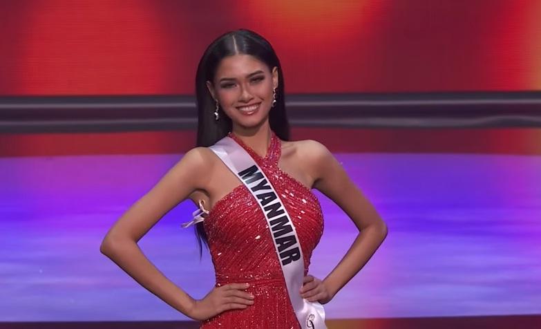 Khánh Vân thi bán kết Miss Universe 2020: Bikini gợi cảm, dạ hội xuất thần-42
