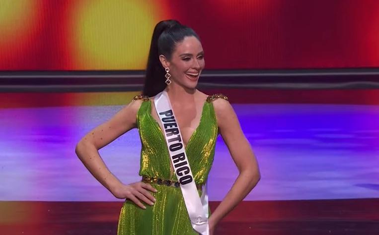Khánh Vân thi bán kết Miss Universe 2020: Bikini gợi cảm, dạ hội xuất thần-45