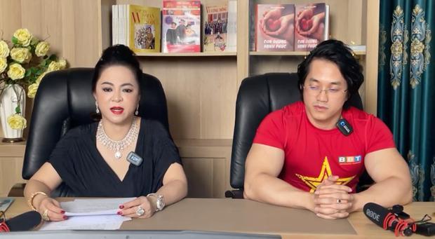 Bà Phương Hằng lên tiếng làm rõ vì nghi ngờ bị NSND Hồng Vân mỉa mai-1