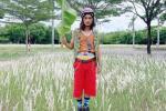 Mạc Văn Khoa cosplay Đen Vâu phong cách 'cây nhà lá vườn', dân tình được phen 'cười bò'