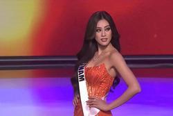 Dàn sao Việt đánh giá Khánh Vân trong bán kết Miss Universe 2020