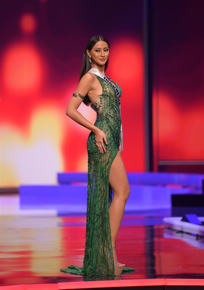 Top 10 trang phục dạ hội đẹp nhất bán kết Miss Universe 2020-6