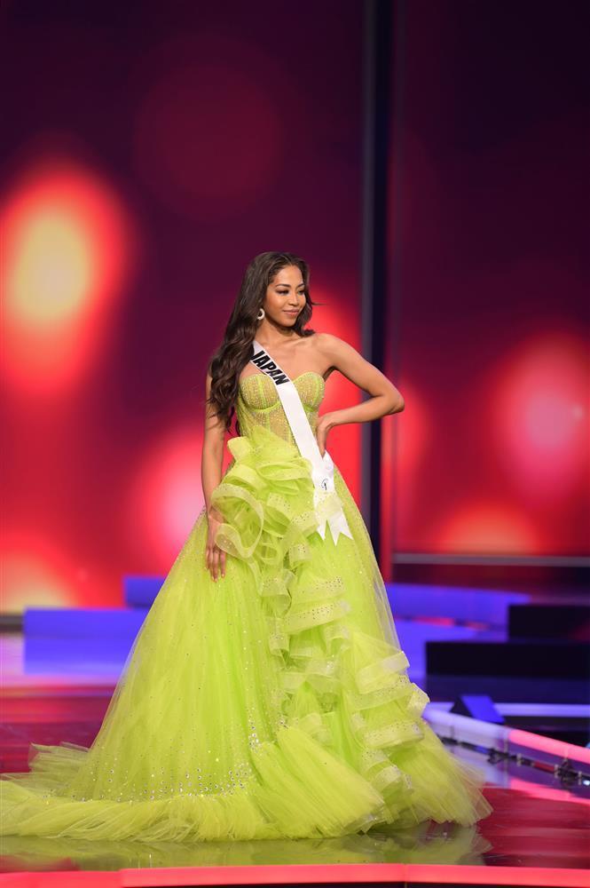 Top 10 trang phục dạ hội đẹp nhất bán kết Miss Universe 2020-7