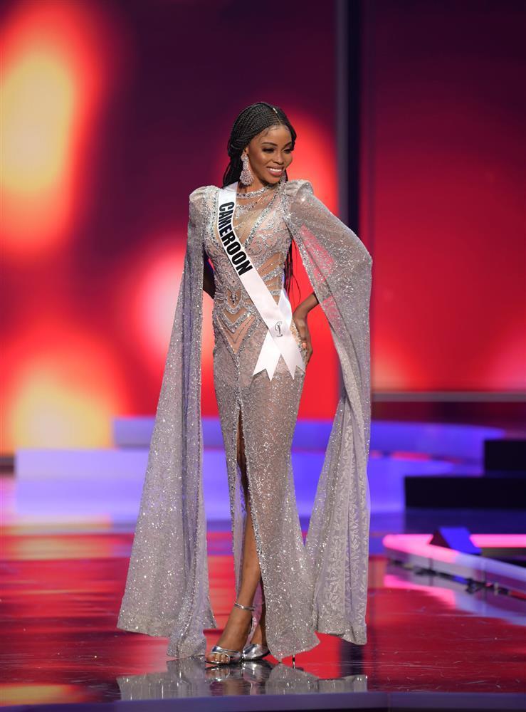 Top 10 trang phục dạ hội đẹp nhất bán kết Miss Universe 2020-10