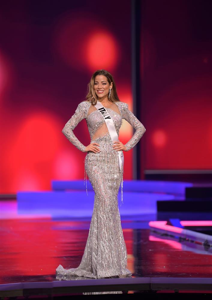 Top 10 trang phục dạ hội đẹp nhất bán kết Miss Universe 2020-9