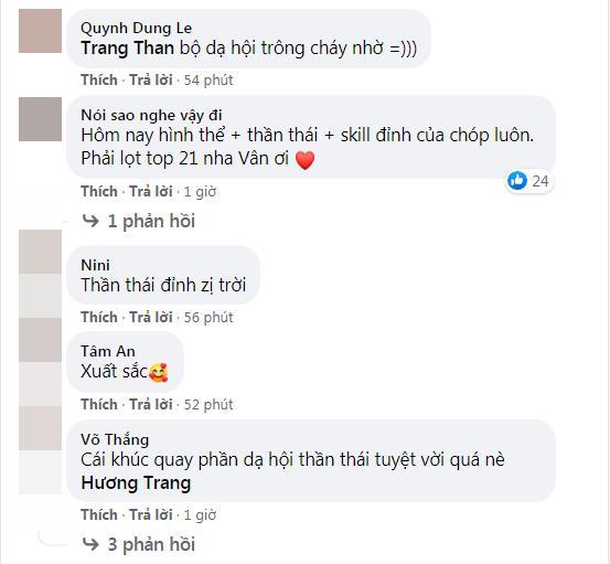 Khánh Vân thi bán kết Miss Universe 2020, dàn sao Việt dậy sóng-18