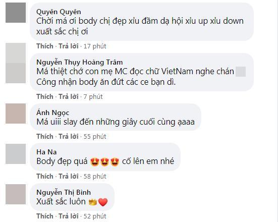 Khánh Vân thi bán kết Miss Universe 2020, dàn sao Việt dậy sóng-21