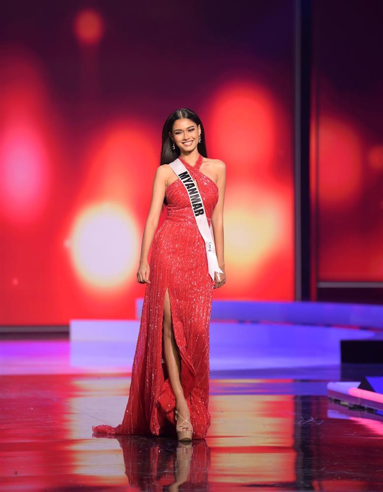 Top 10 trang phục dạ hội đẹp nhất bán kết Miss Universe 2020-14