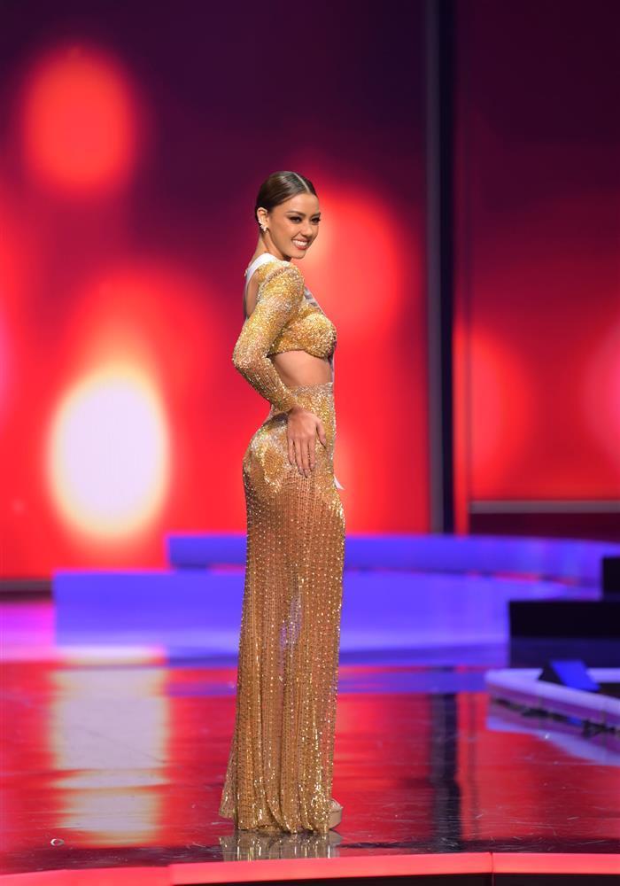 Top 10 trang phục dạ hội đẹp nhất bán kết Miss Universe 2020-12
