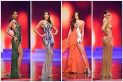 Top 10 trang phục dạ hội đẹp nhất bán kết Miss Universe 2020