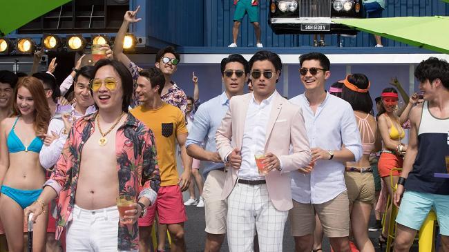 5 hội con nhà siêu giàu phim châu Á: Chỉ xem thôi cũng ngửi thấy mùi tiền!-3
